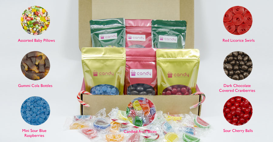 December Candy Subscription Box