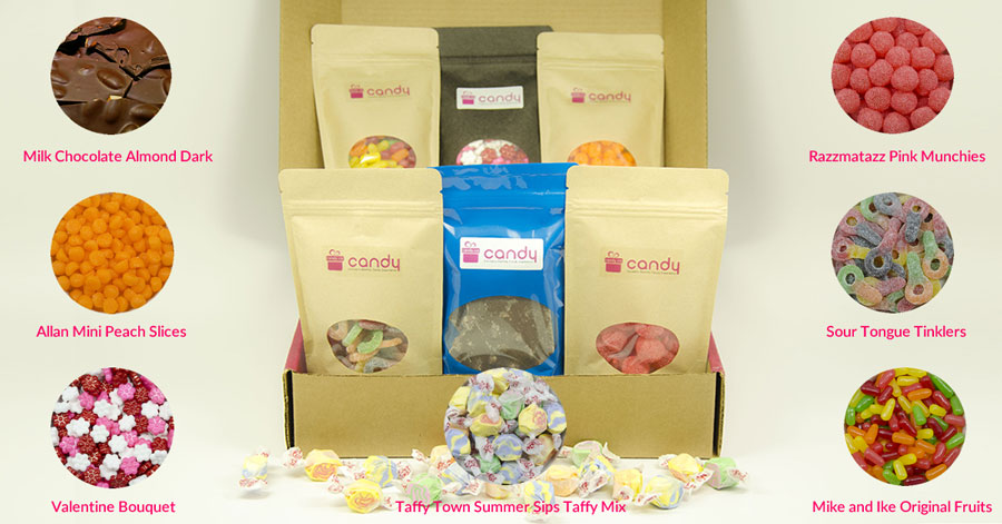 February Candy Subscription Box