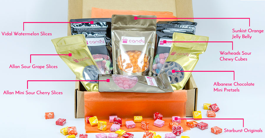 November Candy Subscription Box