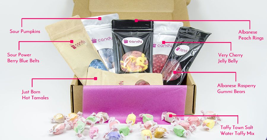 October Candy Subscription Box