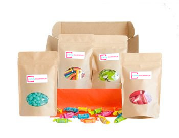 Personal Gift Candy Subscription Box