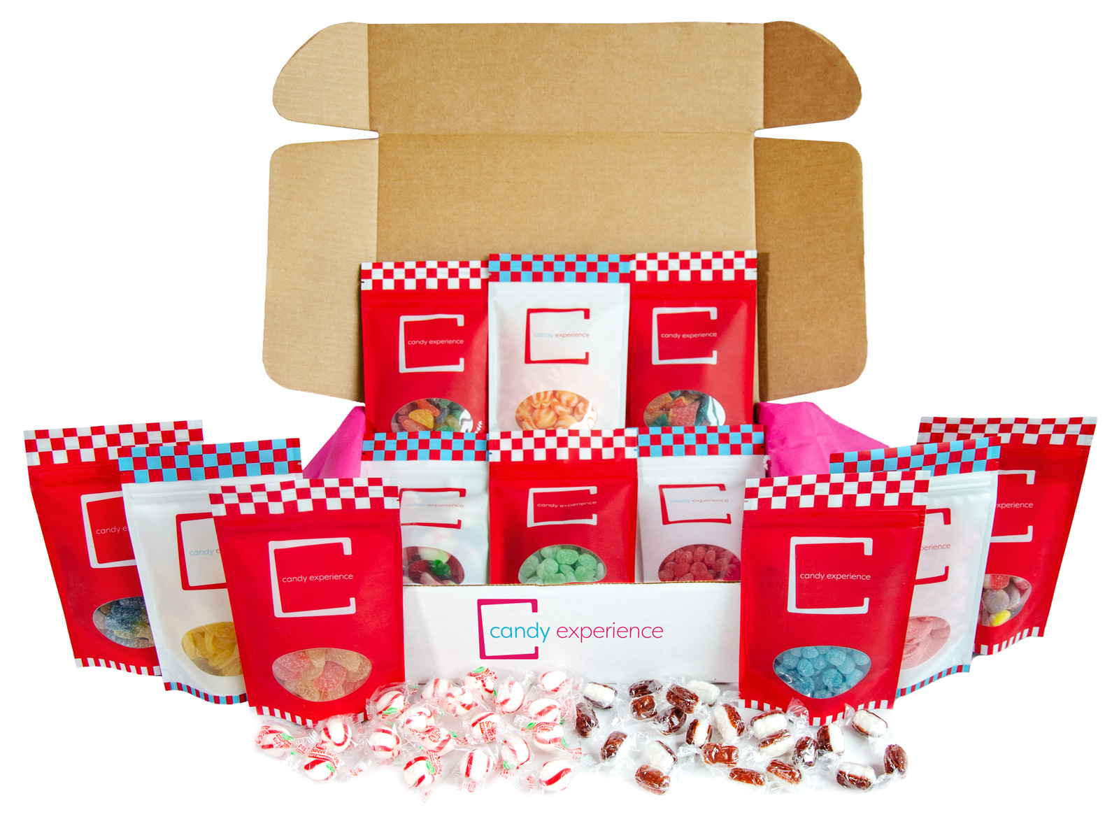 The Experience Candy Box