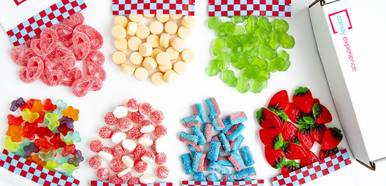 Candy Experience Candy Subscription Box